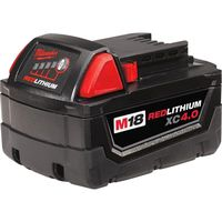 Milwaukee Tool - 48-11-1840 M18 RedLithium XC Extended Capacity Battery 4.0Ah