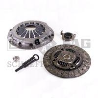LuK - 15-024 LuK OE Quality Replacement Clutch Set
